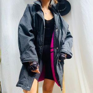 Vintage Oversized Wind Breaker Jacket